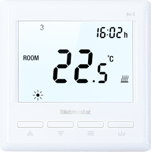 Netmostat WIFI thermostat